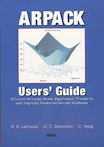 ARPACK Users' Guide (Software, Environments, and Tools, nr. 6)