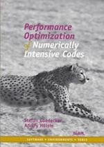 Performance Optimization of Numerically Intensive Codes (Software, Environments, and Tools, nr. 12)