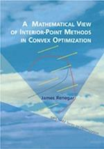 A Mathematical View of Interior-point Methods in Convex Optimization (Mps-Siam Series on Optimization, nr. 3)