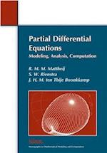 Partial Differential Equations (Mathematical Modeling And Computation, nr. 10)