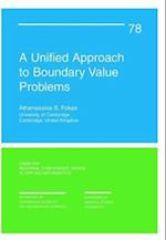 A Unified Approach to Boundary Value Problems (C B M S - N S F REGIONAL CONFERENCE SERIES IN APPLIED MATHEMATICS, nr. 78)