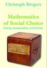 Mathematics of Social Choice