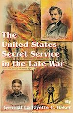 The United States Secret Service in the Late War af Lafayette C. Baker