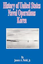 History of United States Naval Operations af James A. Field Jr.