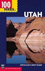 100 Hikes in Utah af Steve Mann