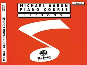 Bog, paperback Michael Aaron Piano Course Lessons af Michael Aaron