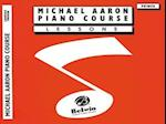 Michael Aaron Piano Course Lessons af Michael Aaron