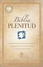 Biblia Plenitud = Spirit-Filled Life Bible af Rvr 1960- Reina Valera 1960