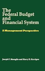 The Federal Budget and Financial System
