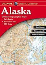 Alaska Atlas & Gazetteer af Delorme