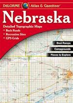 Nebraska Atlas & Gazetteer (Delorme Atlas Gazetteer)