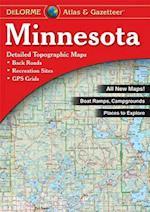 Minnesota Atlas & Gazetteer (MINNESOTA ATLAS AND GAZETTEER)