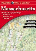 Massachusetts Atlas & Gazetteer (Delorme Atlas Gazetteer)