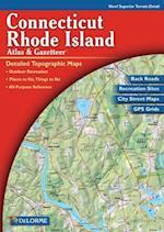 Connecticut Rhode Island Atlas & Gazetteer (Delorme Atlas Gazetteer)