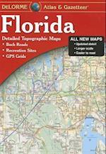 Delorme Atlas & Gazetteer Florida
