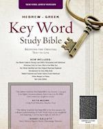 Hebrew-Greek Key Word Study Bible (Key Word Study Bibles)