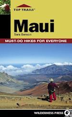 Top Trails: Maui af Sara Benson
