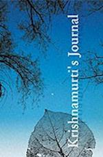 Krishnamurti's Journal af J Krishnamurti