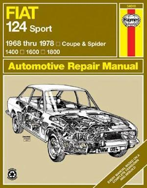 Fiat 124 Sport Coupe & Spider (68 - 78)