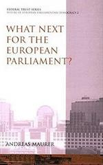 What Next for the Ep (Federal trust series, nr. 2)