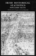 Irish Historical Statistics (NEW HISTORY OF IRELAND, nr. 2)