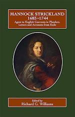 Mannock Strickland 1683-1744 (Catholic Record Society, Records Series)