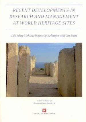 Recent Developments in the Research and Management at World Heritage Sites