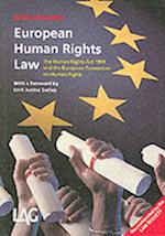 European Human Rights Law