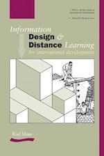 Information Design and Distance Learning for International Development