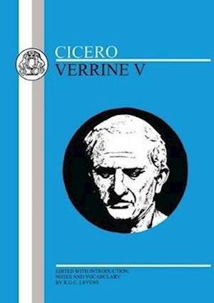 Cicero: Verrine V