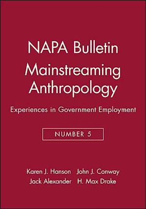 Mainstreaming Anthropology