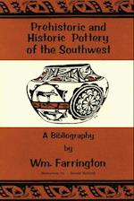 Prehistoric and Historic Pottery of the Southwest