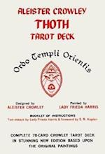 Thoth Tarot Deck af Frieda Harris, Aleister Crowley