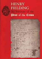 Henry Fielding - An Institute of Pleas of the Crown.  An Exhibition of the Hyde Collection at the Houghton Library, 1987