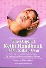 Original Reiki Handbook of Dr. Mikao Usui
