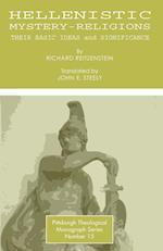 Hellenistic Mystery-Religions af Richard Reitzenstein