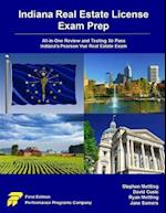 Indiana Real Estate License Exam Prep