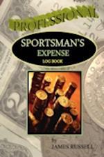 Professional Sportsman's Expense Log Book