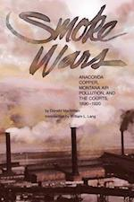Smoke Wars (PB) af Donald Macmillan