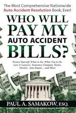 Who Will Pay My Auto Accident Bills?