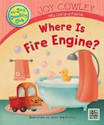 Where is Fire Engine? (Joy Cowley Club)
