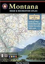 Benchmark Montana Road & Recreation Atlas, 2nd Edition