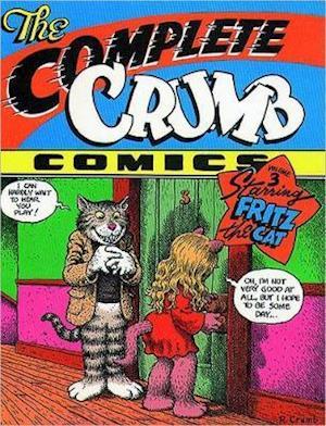 Bog, paperback The Complete Crumb Comics #3 af Robert Crumb