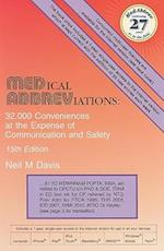 Medical Abbreviations (Medical Abbreviations)
