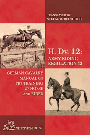 H. Dv. 12 German Cavalry Manual