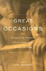 Great Occasions