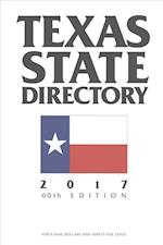 Texas State Directory 2017 (TEXAS STATE DIRECTORY)