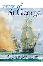 Cross of St. George (Bolitho Novels Paperback, nr. 22)