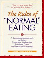 Rules of &quote;Normal&quote; Eating