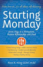 Starting Monday af Karen R. Koenig